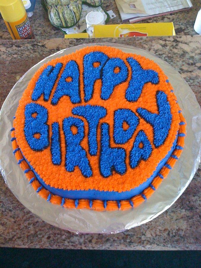 Happy Birthday Blue Orange Orange Birthday Orange Birthday