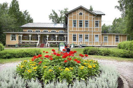 Ravintola Viikinsaari