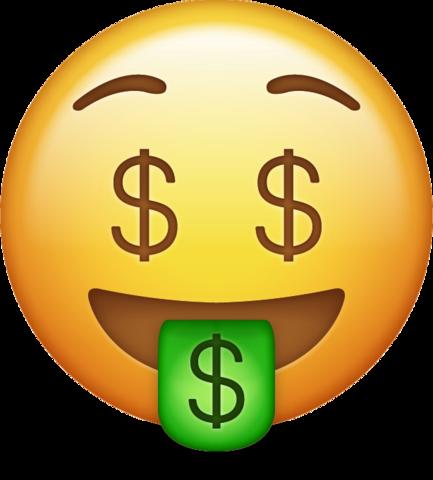 Money Emoji Free Download Money Face Emoji Money Emoji Emoji Wallpaper Emoji