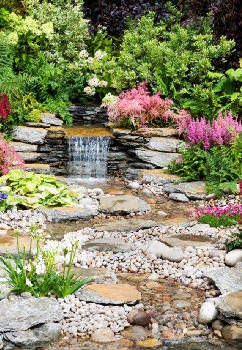 14++ Creer un ruisseau de jardin ideas in 2021