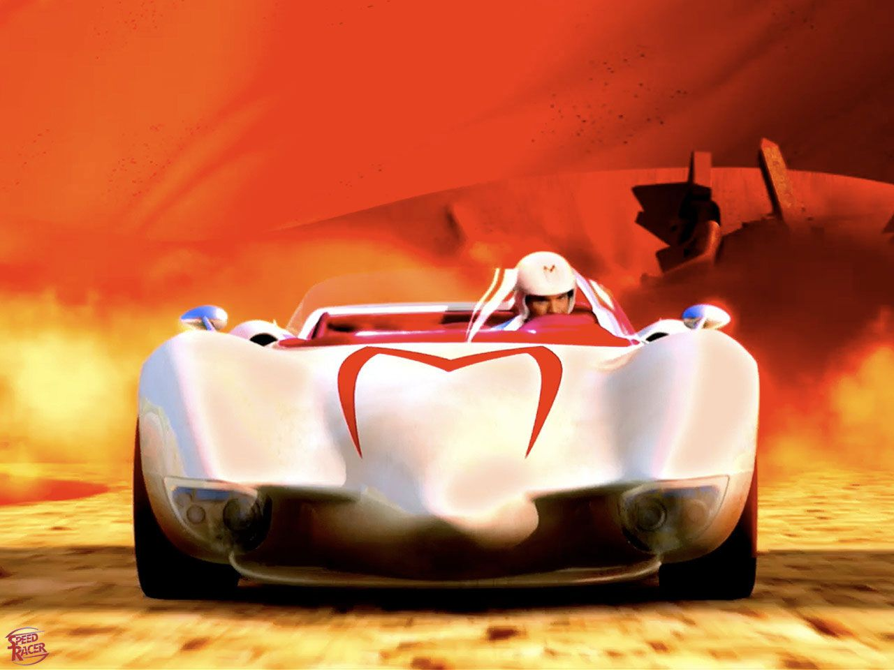 speed racer car 2 Speed racer, Speed racer car, Speed
