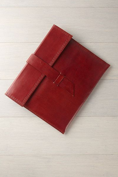 ee4f441239342 This sophisticated iPad case is the perfect gift for your favorite techie.  Made from sustainably
