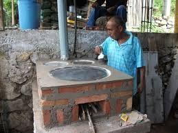 Resultado de imagen para como hacer una estufa de le a for Cocina ecologica de lena