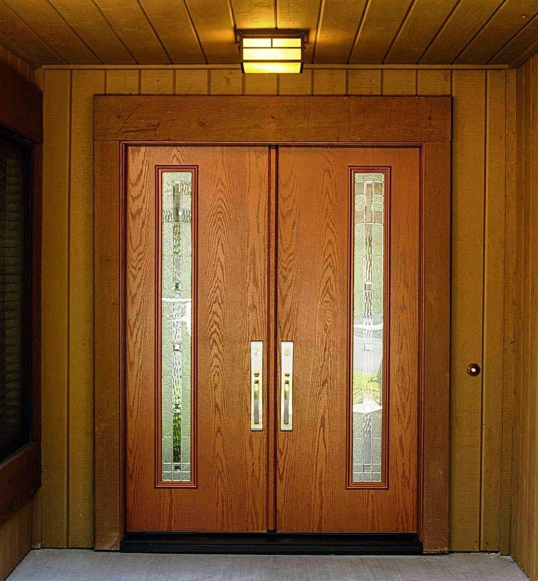 Pin Di Desain Pintu Rumah Modern Minimalis Ukuran pintu kupu tarung minimalis