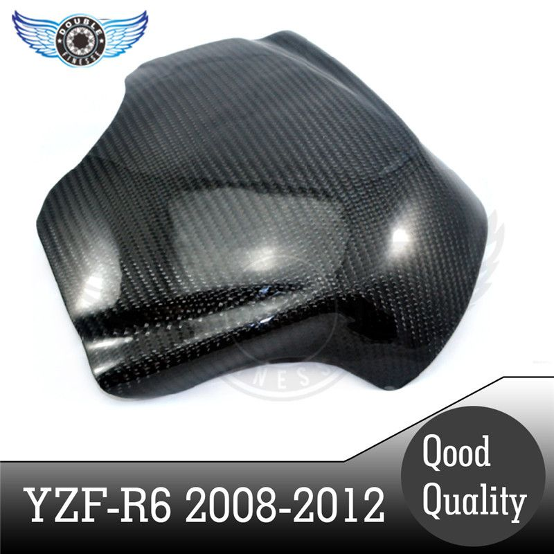 motorcycle accessories carbon fiber fuel gas tank protector pad ...