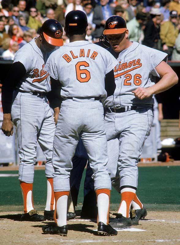 af4ffd40d08d6 Baltimore Orioles Uniform History