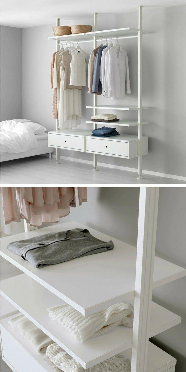 Le Nouveau Catalogue Ikea 2020 Va Nous Endormir Dressing