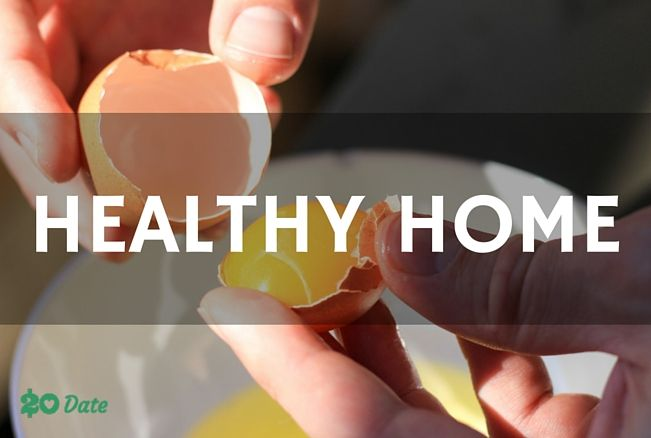 Get happy and healthy at home with these recipes, tips and inspirational ideas!