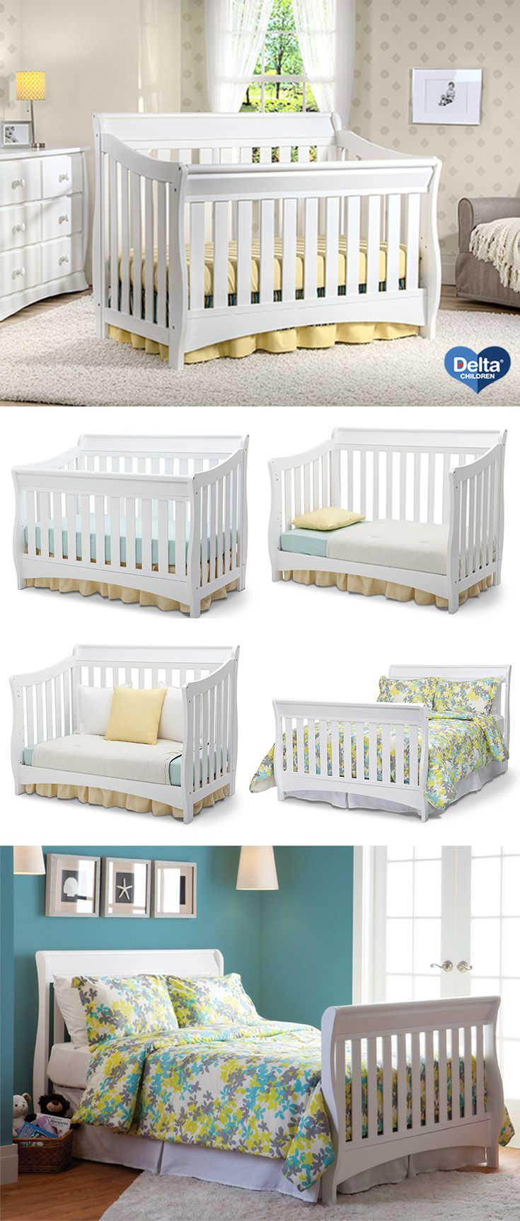 series instructions bed crib conversion toddler bentley s kit delta assembly