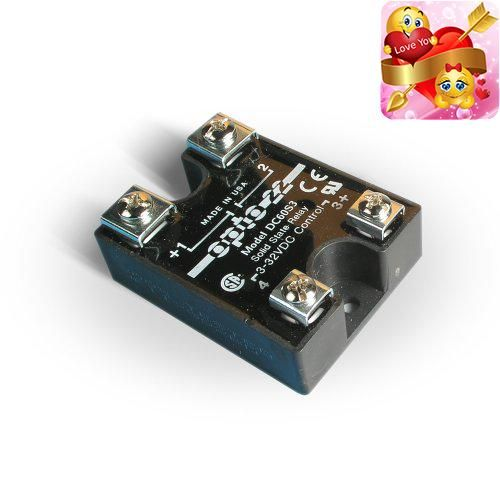 opto 22 dc60s3 dc control solid state relay 60 vdc 3 amps 4000 rh pinterest com