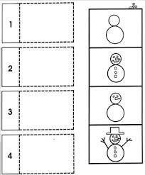 R sultat de recherche d 39 images pour activit s hiver bonhomme de neige habiller maternelle - Activite hiver maternelle ...
