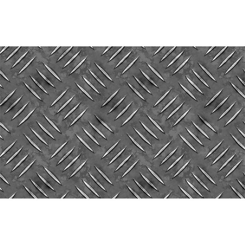 Find self adhesive film boyle 15mx45cm checker plate