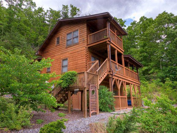 Black Mountain Cabin Rentals: Firefly Lodge Vacation Rental   Black  Mountain, NC