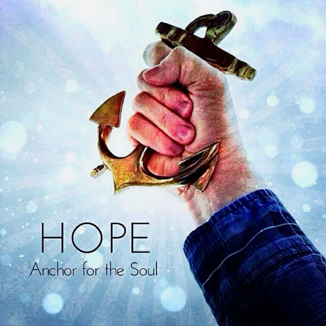 Our Confidence And Hope Is Anchored In Jesus He Never