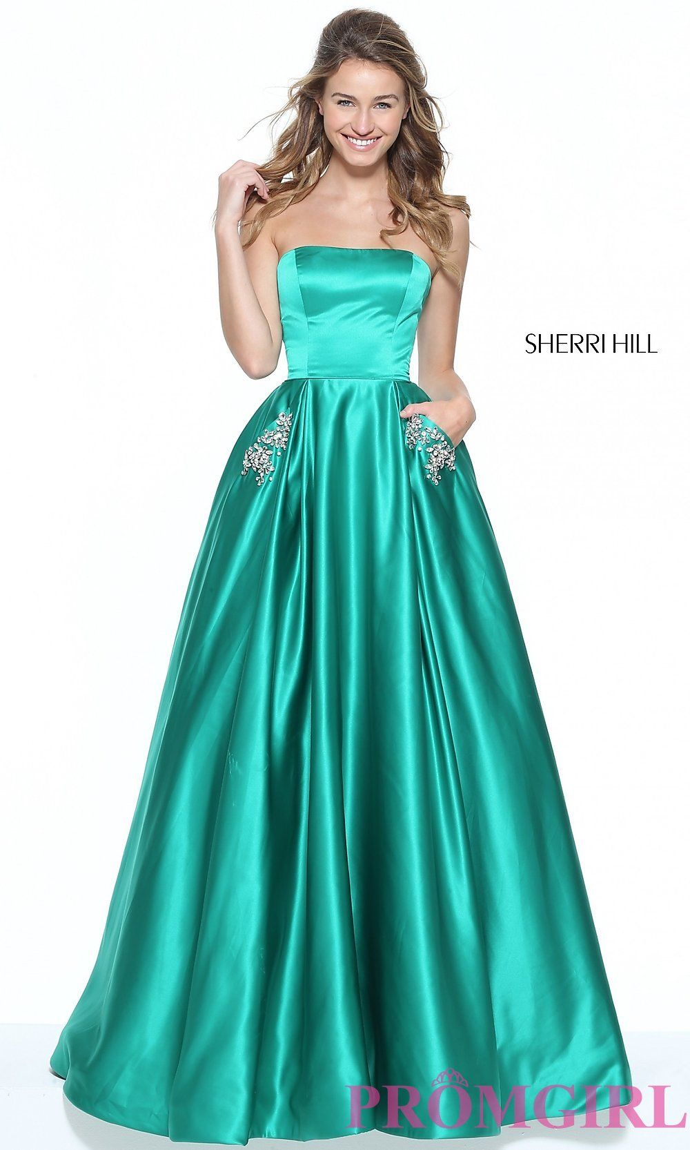 Sherri hill pretty dresses pinterest prom formal and gowns