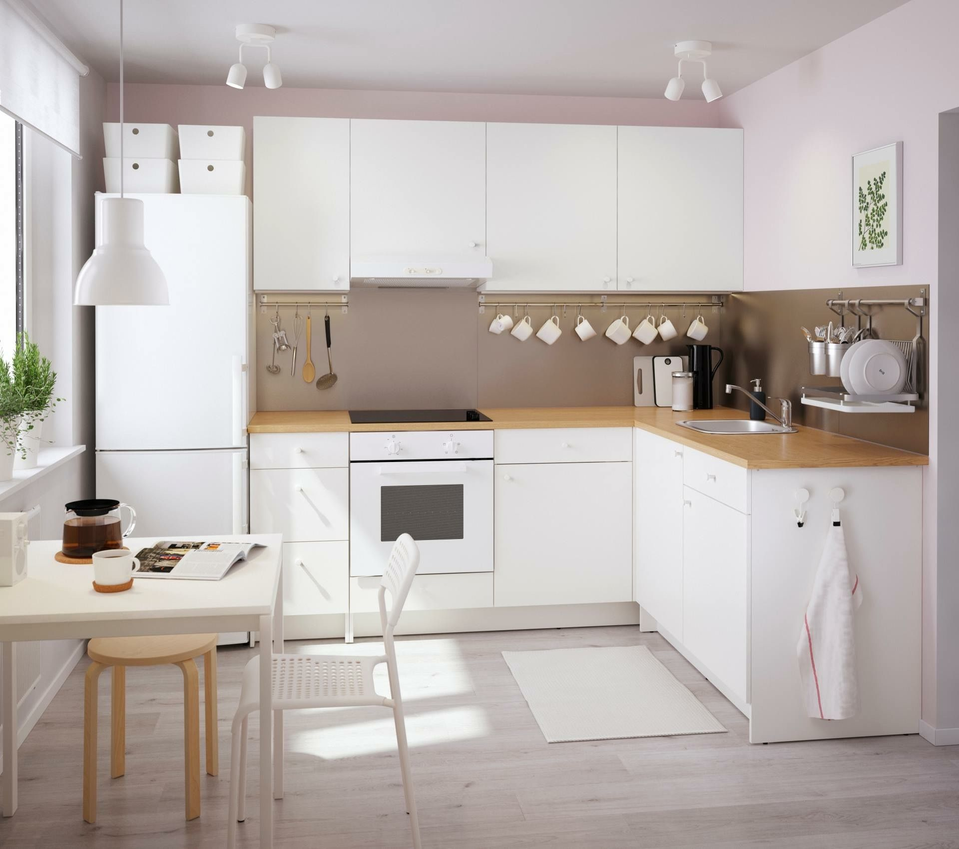 Eti- kitchen corner | eti project | Pinterest | Küche, Ikea küche ...