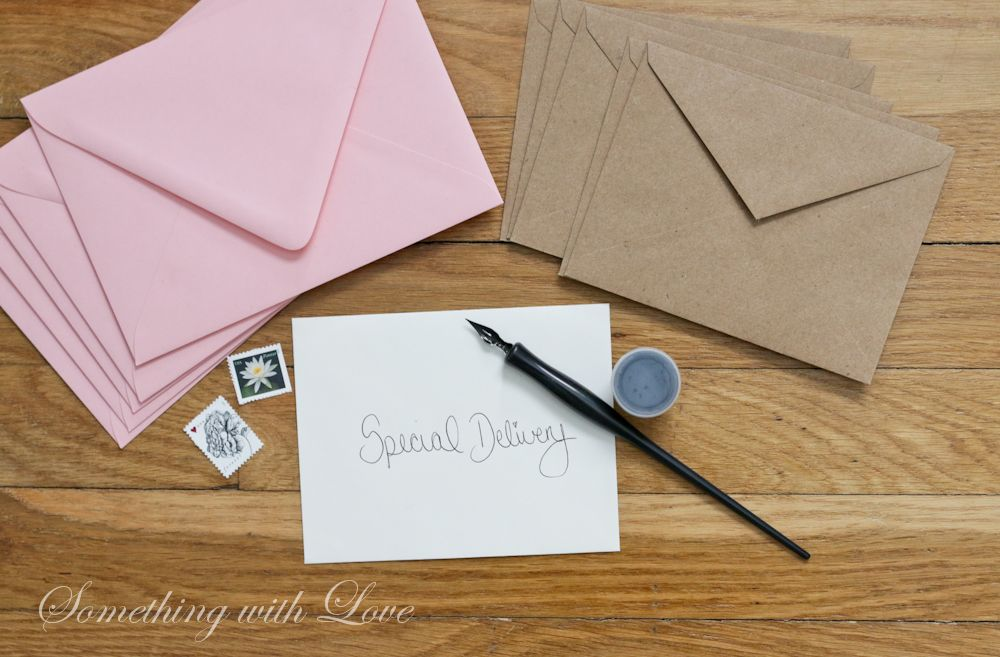 Did You Know That April Is National Card  Letter Writing Month