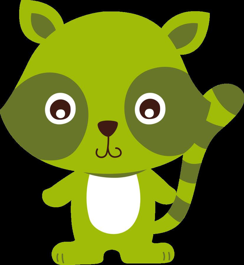 u2022 u2022 u203f u2040raccoons u203f u2040 u2022 u2022 pinterest raccoons rh pinterest com rainforest animal clipart baby forest animal clipart