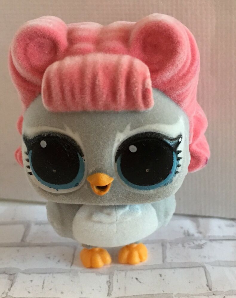 Lol Surprise Pets Angel Wings Owl Series 4 Eye Spy Fuzzy Bird Doll Affilink Lolsurprise Loldolls Lol Dolls Girl Dolls Dolls