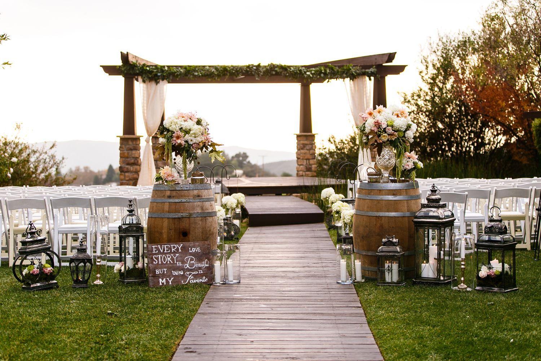 Find Serendipity Wedding Venue At Garden Oak Glen Ca