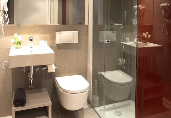 Bagno Microcemento ~ Rivestimento bagno microcemento colore tortora casa privata roma