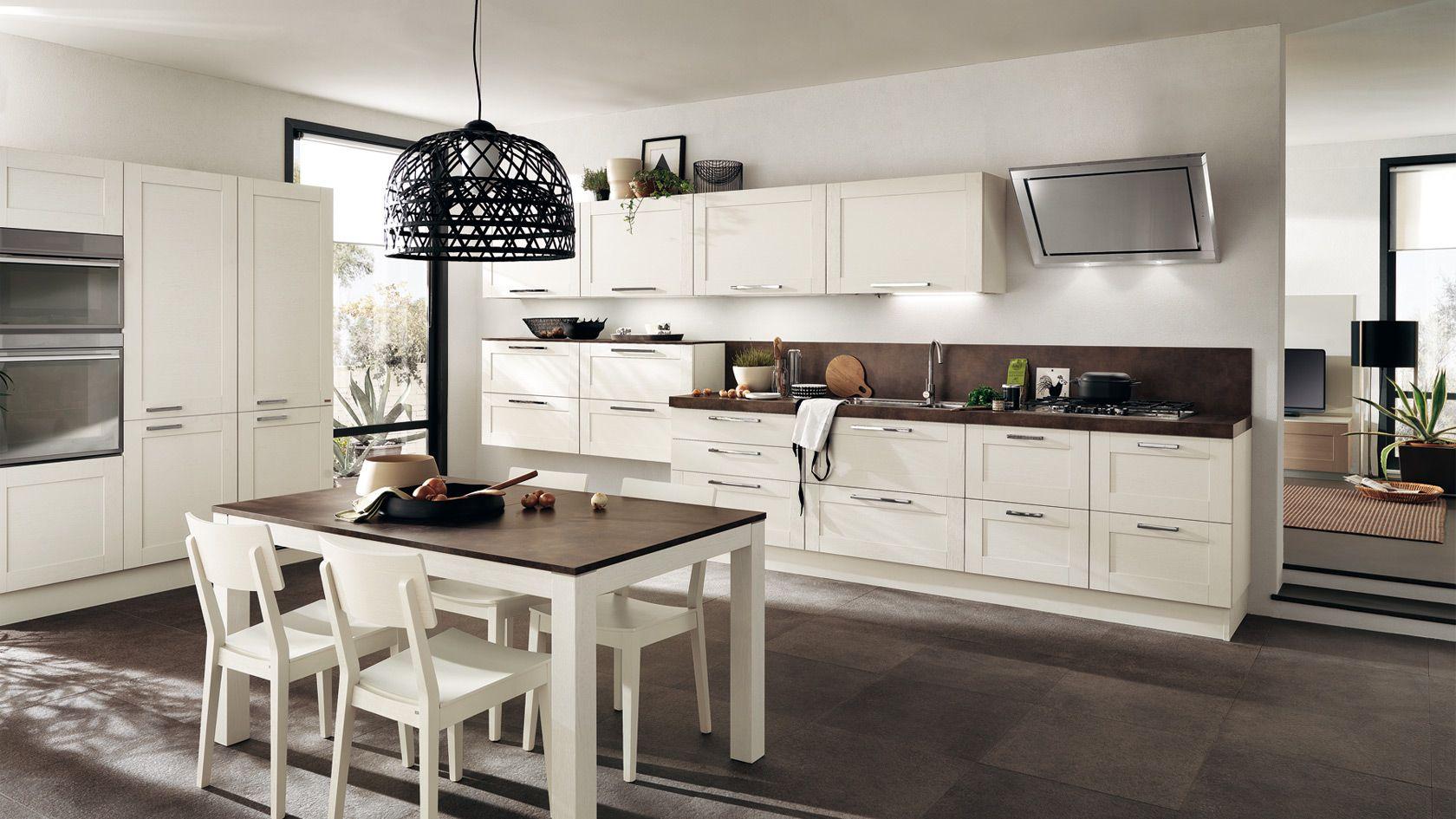 Illuminazione cucina moderna faretto a led da incasso ghost big