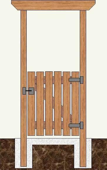 wooden gates on pinterest iron garden gates metal gates. Black Bedroom Furniture Sets. Home Design Ideas