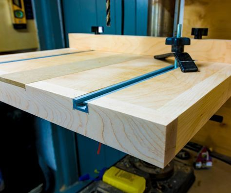Nine times out of ten, you don't need a drill press table but it sure would be nice for that one time. Because it's use is so limited I wanted to keep the design/build simple, no frills. Also mounting needed to be quick and easy.