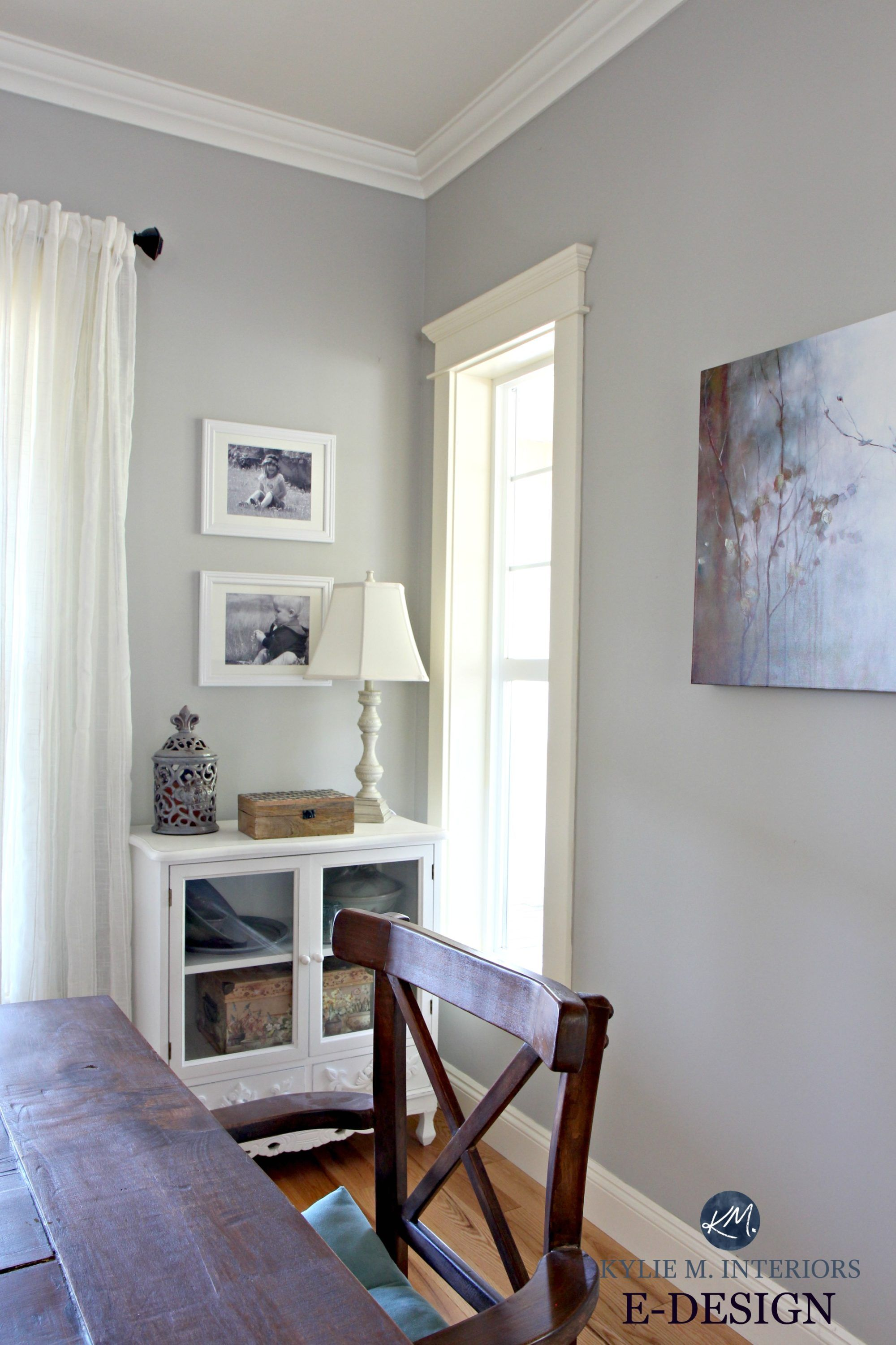 A More Colourful Farmhouse Country Paint Palette Real Homes Real People Best Gray Paint Color Best Gray Paint Gray Painted Walls