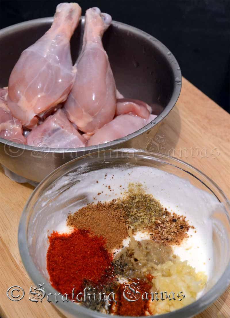 Recipe bengali chicken chaap kolkata arsalan style scratching food forumfinder Choice Image