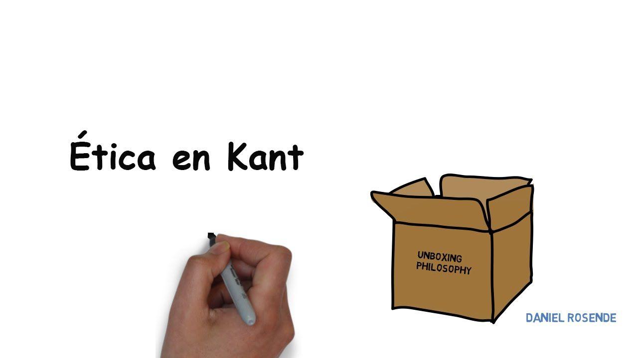 La Ética en Kant