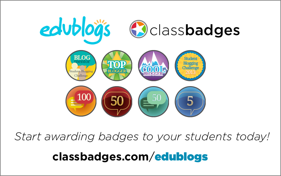 New Plugin! Reward and Motivate with ClassBadges