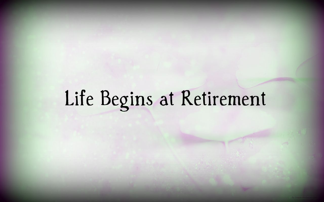 For A Retirement Party I Made A SlideShow Movie Using Retirement