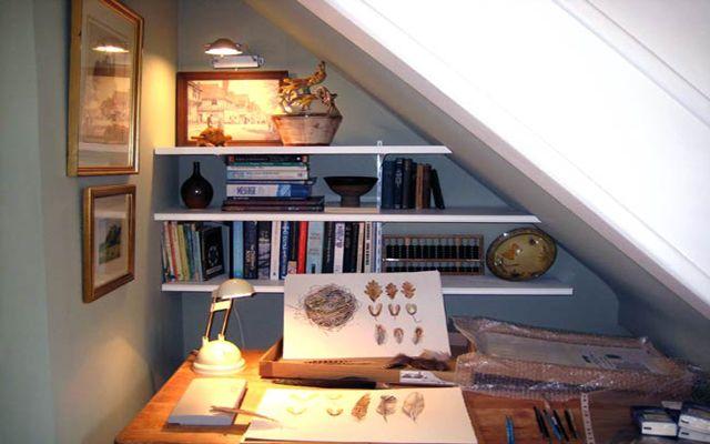 5 gợi ý cho thiết kế phòng làm việc tại nhà đẹp?