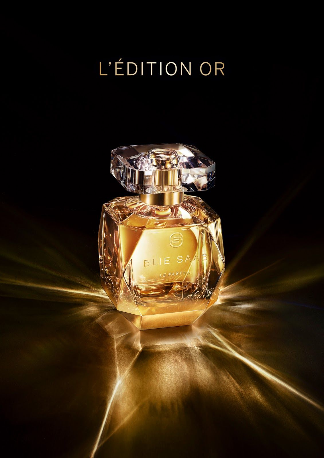 Elie Saab Le Parfum L Edition D Or For Holidays 2014 Celebrateingold Perfume Perfume Photography Fragrance