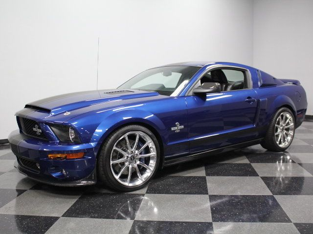 2007 Ford Mustang Shelby Gt500 Super Snake 725hp 6 Spd New Muscle Cars 2007 Ford Mustang Ford Mustang Mustang Shelby