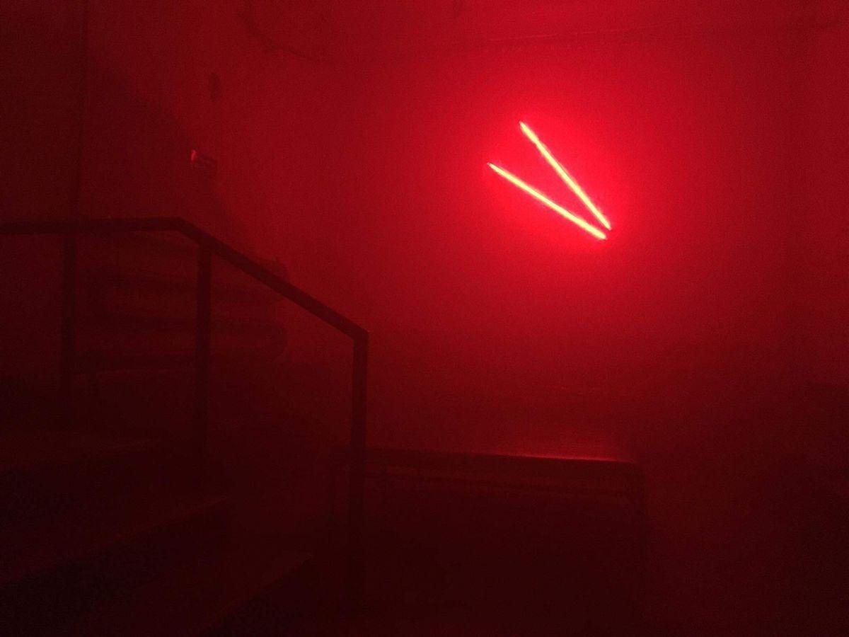 Ankali - where techno sounds  #redlight #redroom #techno #prague #rave #savespace #neonlights #club