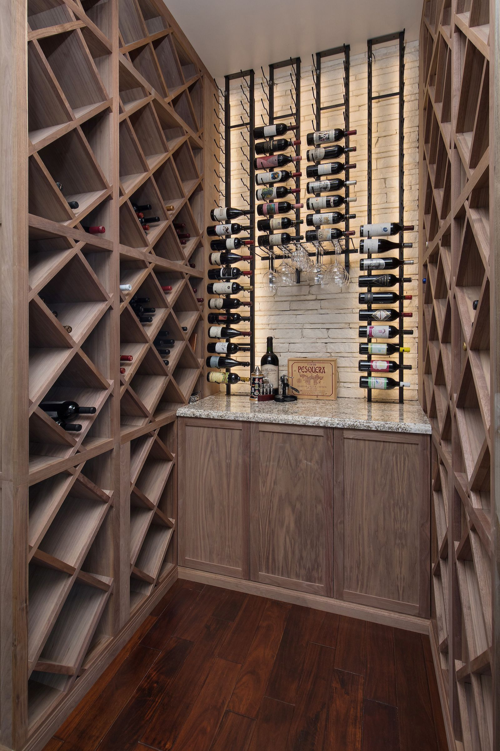Did You Know Heritage Vine Offers Wine Cellar Maintenance