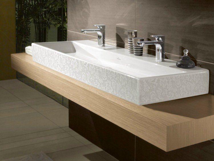 Meuble double vasque de design moderne en 60 exemples ...
