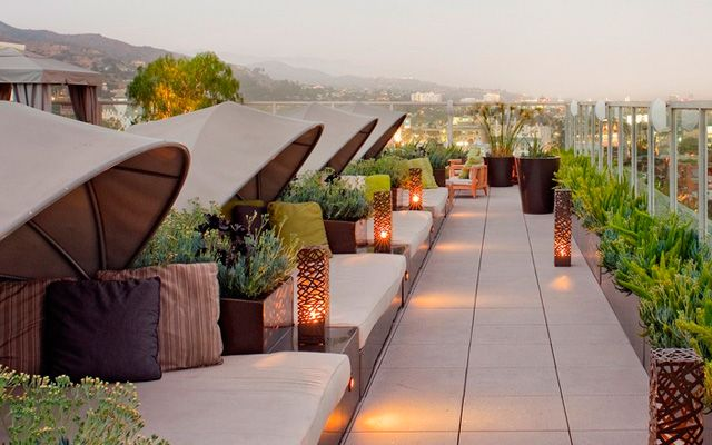 Decoraci n de ticos y azoteas decoraci n terrazas y for Decoracion de terrazas y jardines