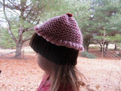 Free Loom Knitting Pattern This Mama Knits Cupcake Hat Pattern