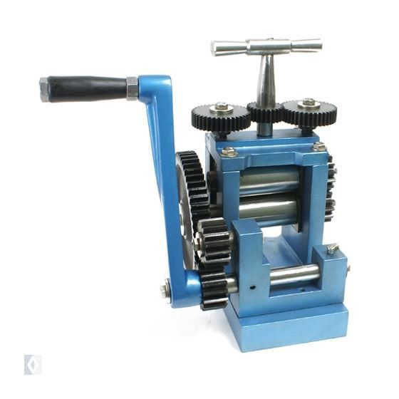 Rolling Mill For Metal Sheet And Wire Up To 5ga 3 Inch Rollers Sale Rolling Mill Metal Sheet Sheet Metal Tools