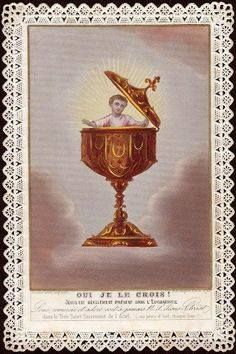 Oh, Jesus in the Blessed Sacrament