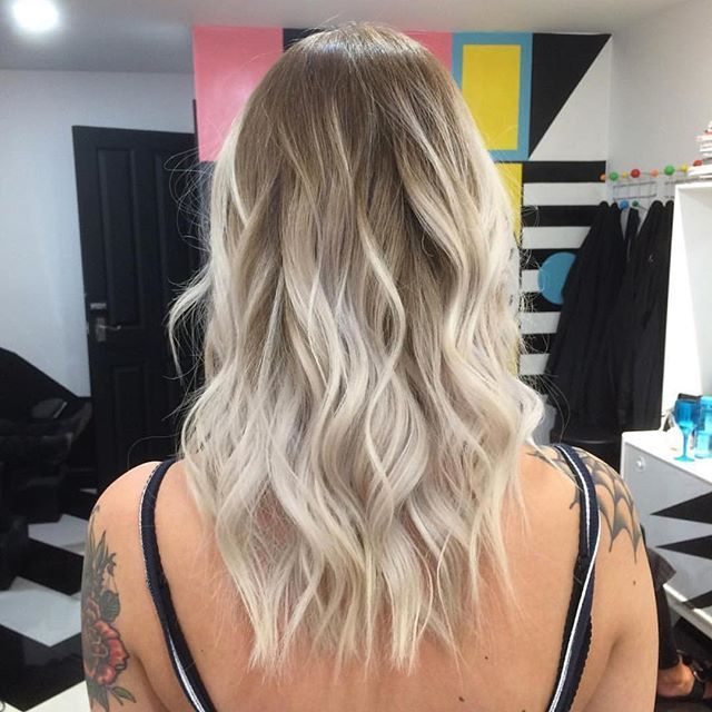 Gallery Ombre Hair Blonde White Ombre Hair Brown Ombre Hair