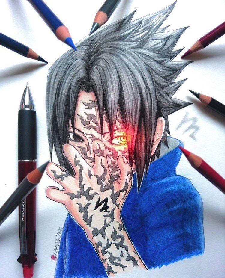 Naruto Almightyuzumaki Twitter Naruto Sketch Anime Character Drawing Anime