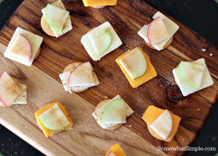 30 Easy Snacks For Kids Recipe Snacks Apples And Cheese Easy Snacks For Kids
