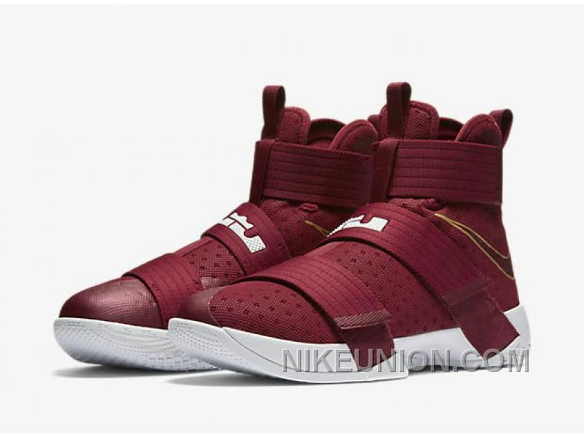Nike Zoom Lebron Soldier 10 Christ The King Pe TopDeals