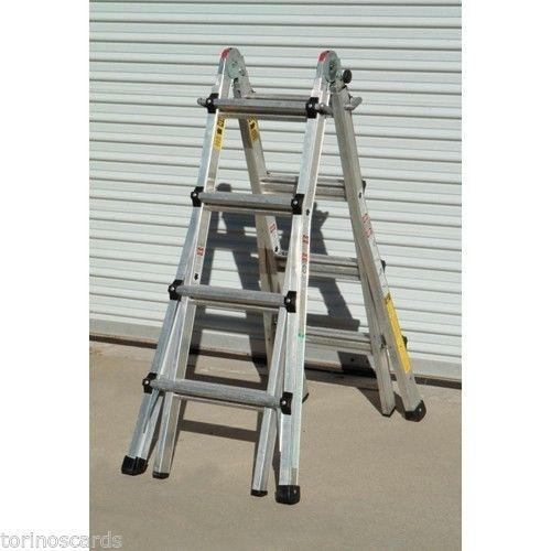 Harbor Freight Tools Coupon 55 Off 17 Ft Multi Task Ladder Expires 2 20 14 Ladder Harbor Freight Tools Folding Ladder