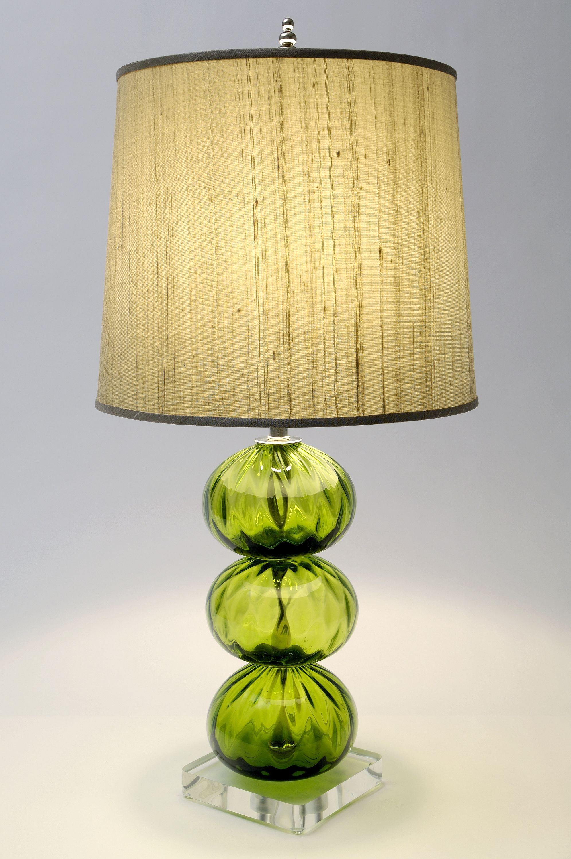 Serendipity Kiwi Lamp Shade Lamp Table Lamp