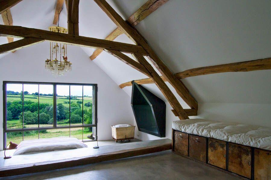 ein altes bauernhaus in burgund ii ideen rund ums haus pinterest bauernhaus alter und anbau. Black Bedroom Furniture Sets. Home Design Ideas